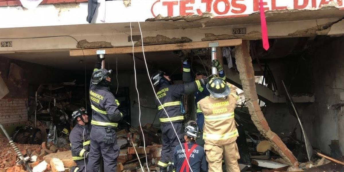 """""""Edificio en donde se registró explosión podría colapsar"""": Bomberos"""