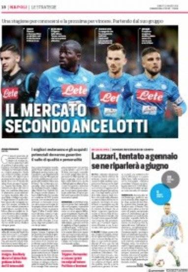Tomado de Corriere dello Sport