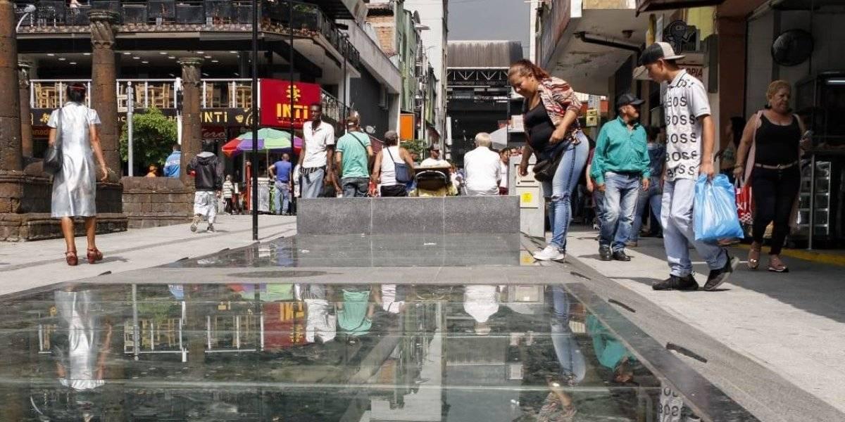 Zoom: Así se vive el nuevo Centro de Medellín