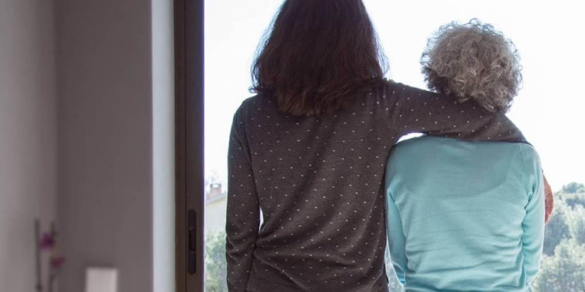 Carta de perdão e reconhecimento à mãe