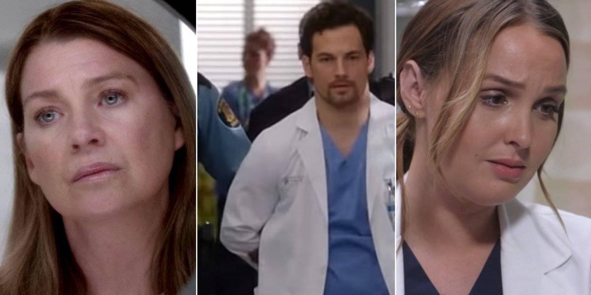 Grey's Anatomy: Trailer do último episódio da 15ª temporada promete tensões e grandes mudanças na vida de todos