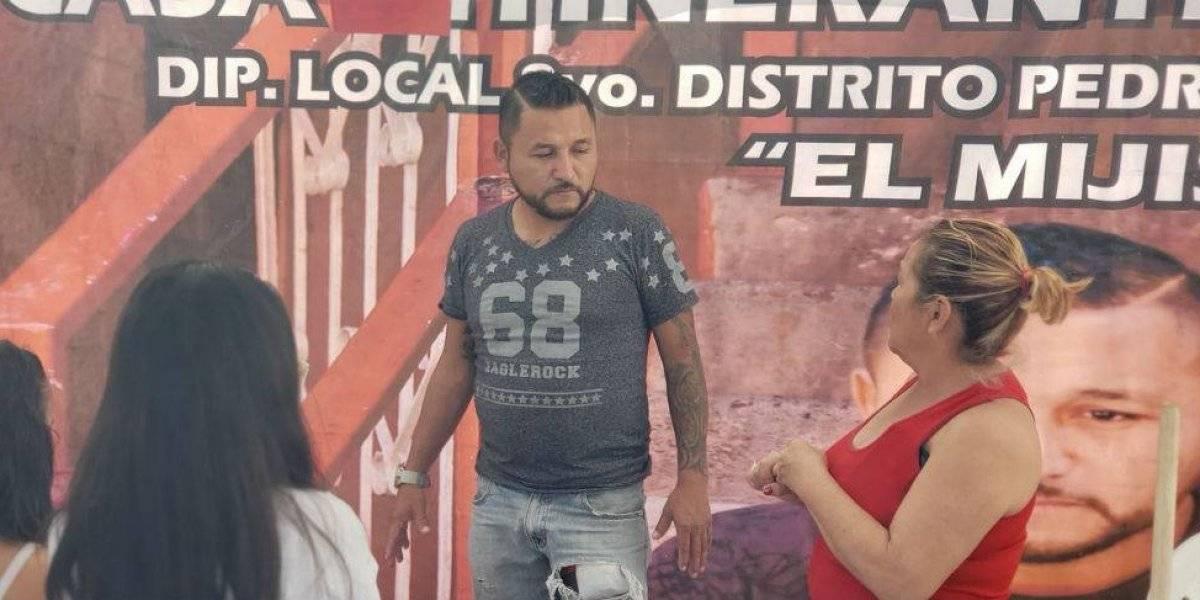 El Mijis denuncia discriminación en hotel de Cancún
