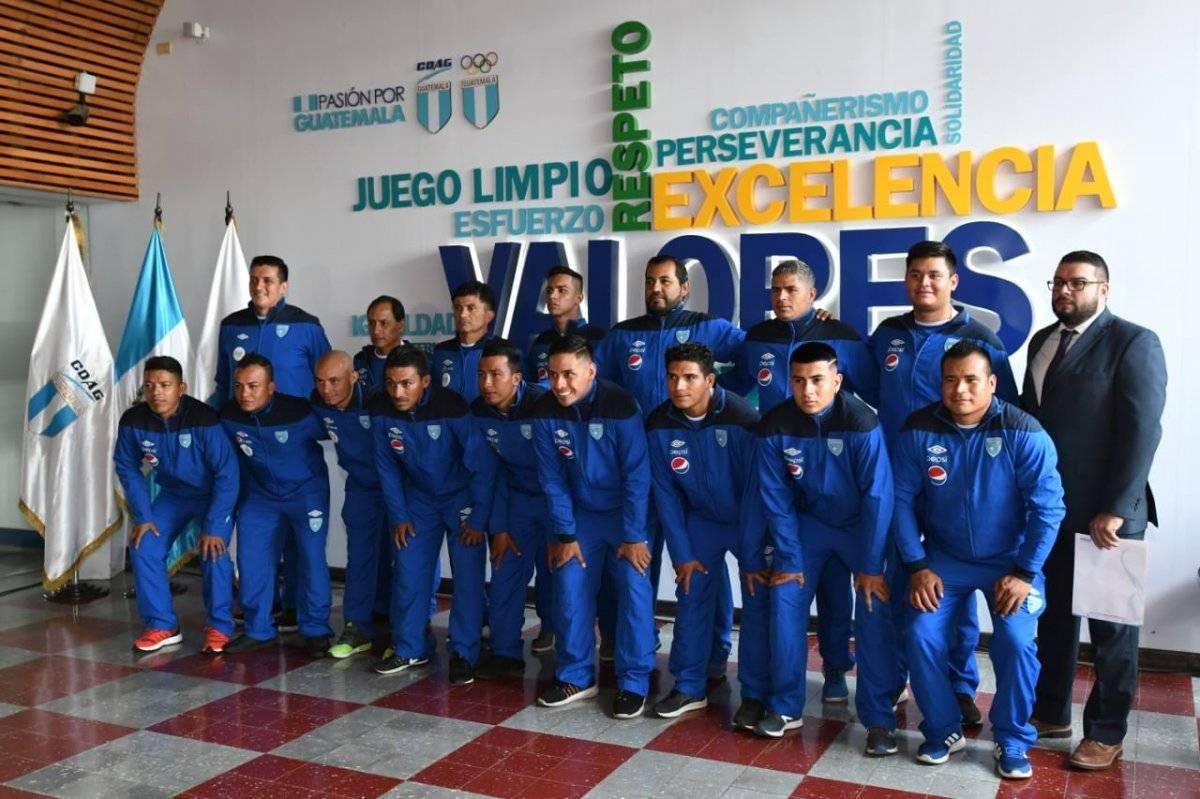Selección de Futbol Playa