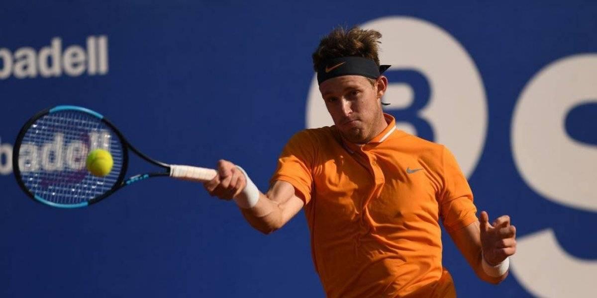 Nicolás Jarry avanzó a ronda final de la qualy en Masters 1.000 de Roma — Tenis