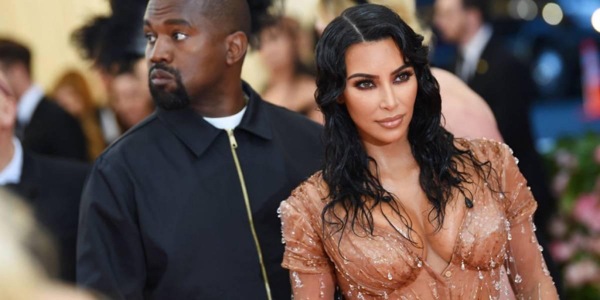 Kim Kardashian anuncia nome de seu 4º filho