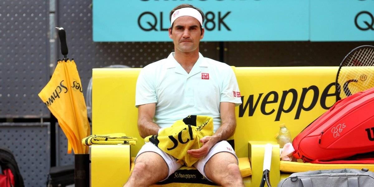 Thiem nuevamente le gana a Federer y lo elimina del Madrid Open