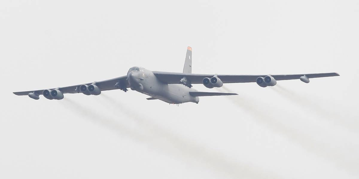 Tensión con Irán: Bombarderos B-52 de Estados Unidos llegan a Qatar
