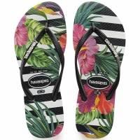 Chinelos Havaianas Slim Floral