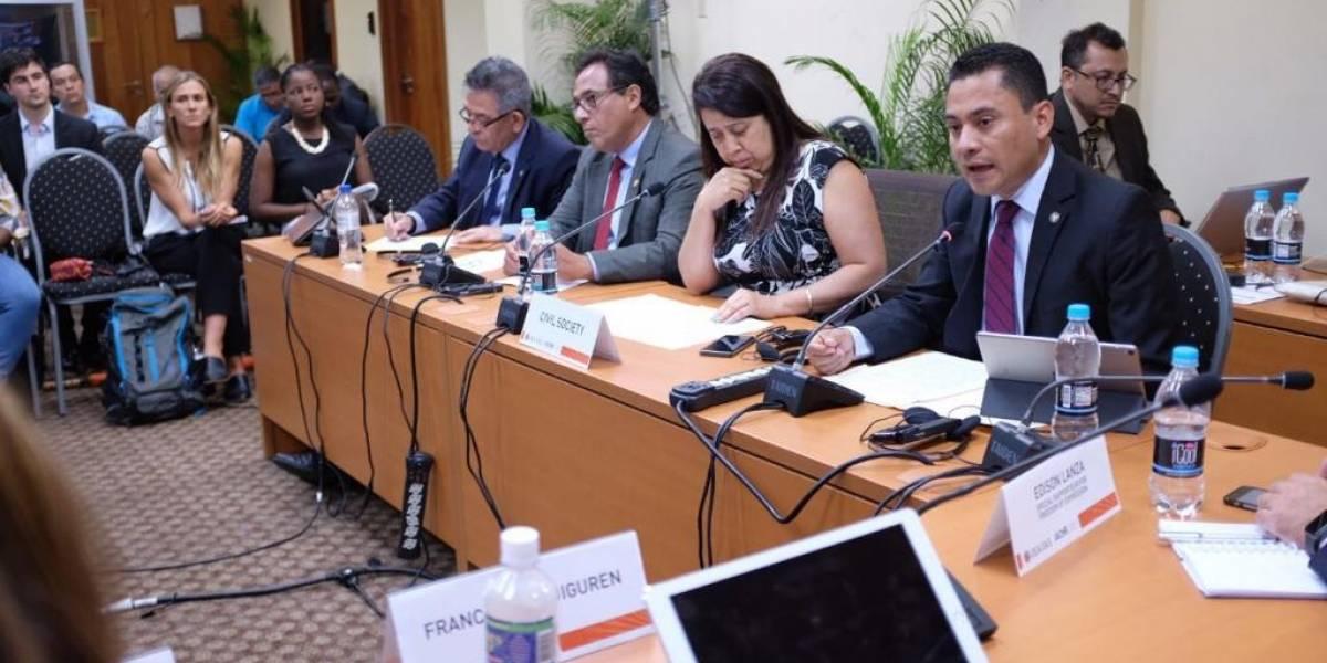 Jueces denuncia violación a la independencia judicial en Guatemala