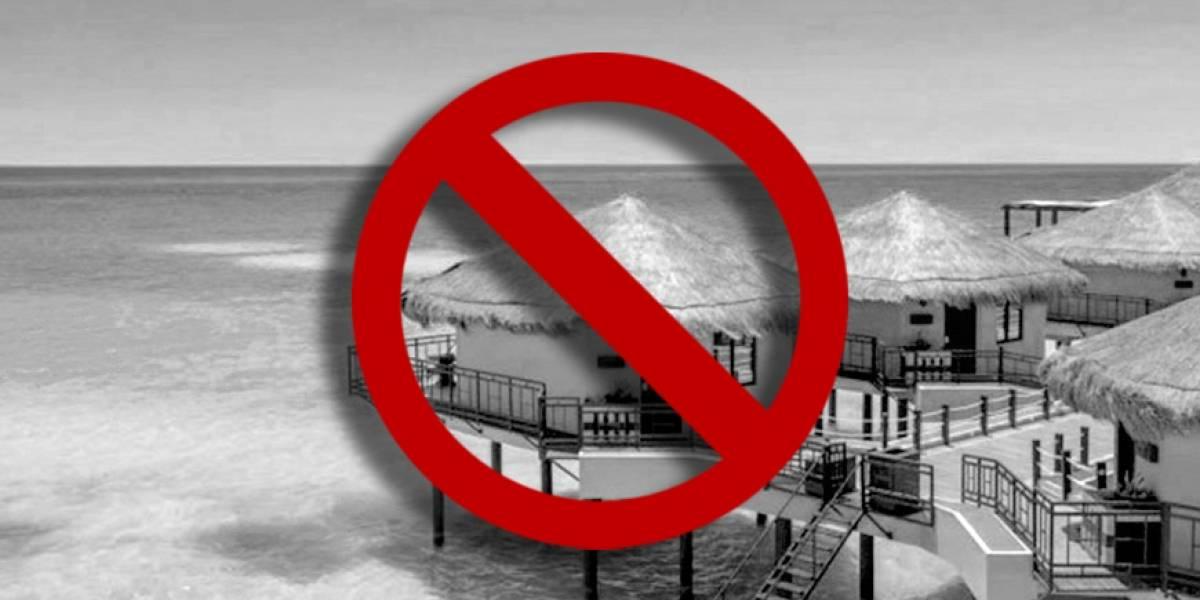 Algunos lugares de México podrían desaparecer si sube el nivel de mar
