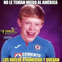 Memes América-Cruz Azul