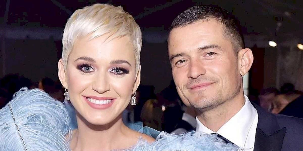 ¿Un gesto obsceno? Katy Perry compartió la extraña ecografía que le realizó a su hija