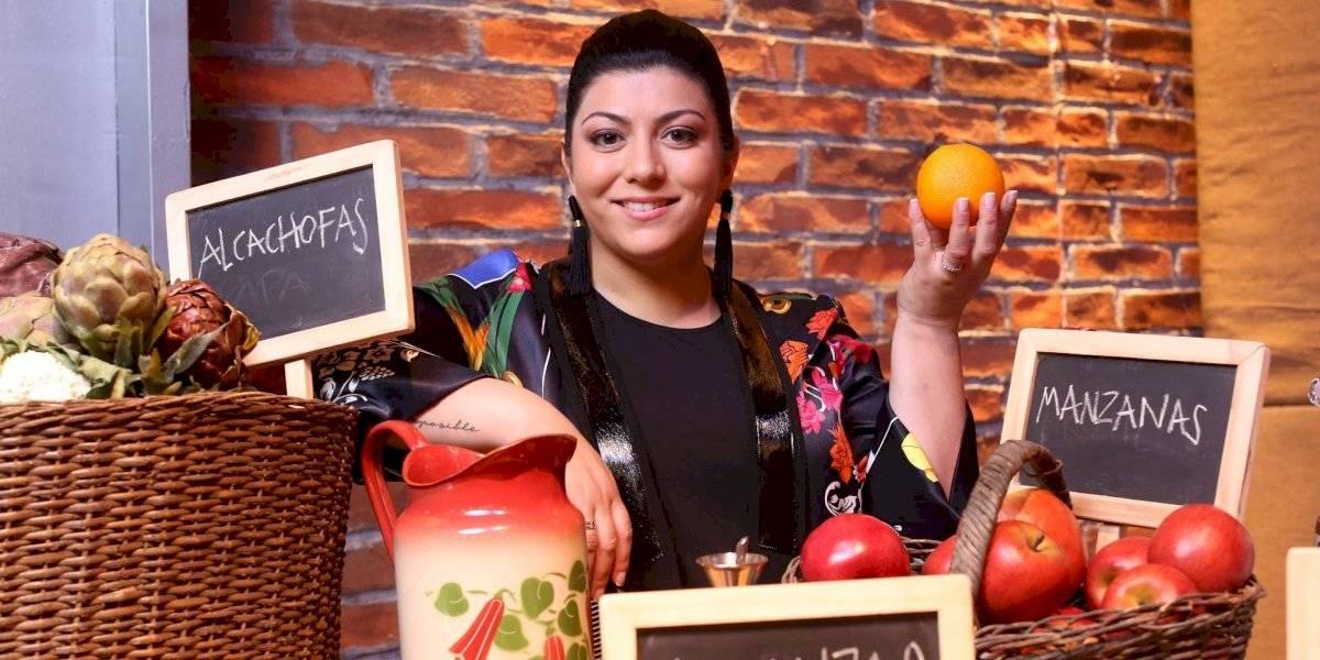 """Chef Fernanda Fuentes volvió a ser hospitalizada: """"Me ha costado mucho estar bien"""""""