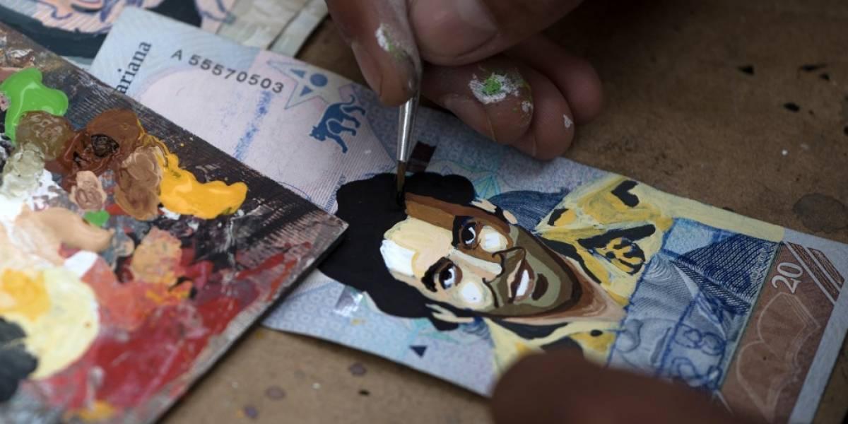 El Che, Escobar y Frida se unen para darle otro valor a la moneda venezolana