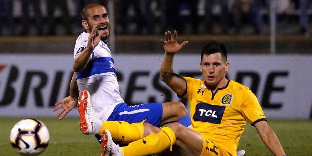 Alfonso Parot sufrió un accidente automovilístico y está hospitalizado en Argentina