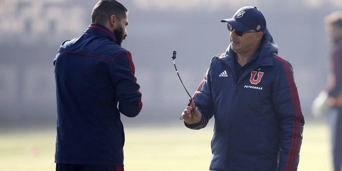 """Alfredo Arias y exclusión de Johnny Herrera en la U: """"Lo hago convencido de que el equipo lo necesita"""""""