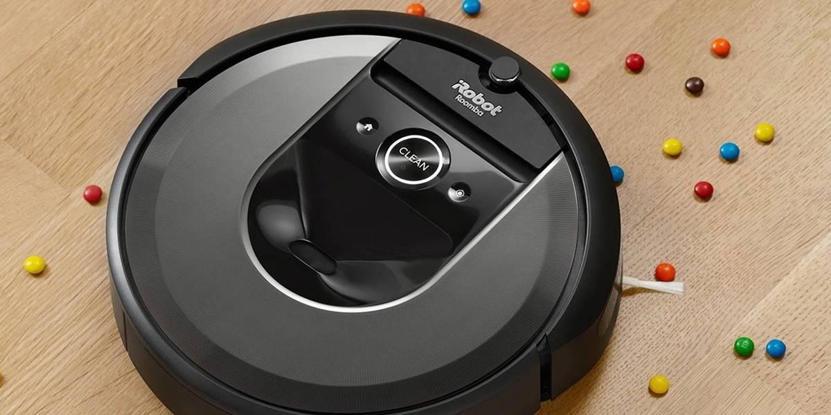 """Esto sucede cuando tu Roomba aplasta excremento de perro y sigue """"limpiando"""" la casa"""