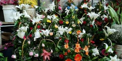 mariachis y flores en el Día de la Madre 2019