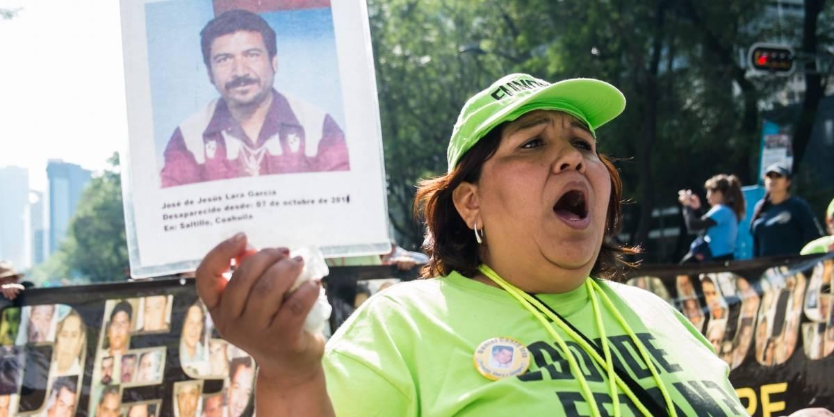 El 10 de Mayo no hay nada que festejar: Madres de desaparecidos