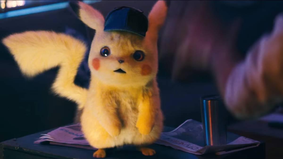 Detective Pikachu universo