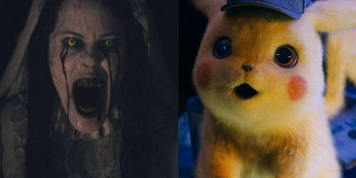 Cine confunde 'La Llorona' por 'Detective Pikachu' y niños salen aterrados