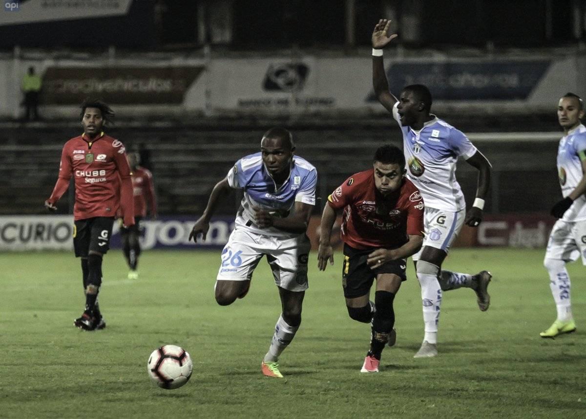 Deportivo Cuenca vs Macará API