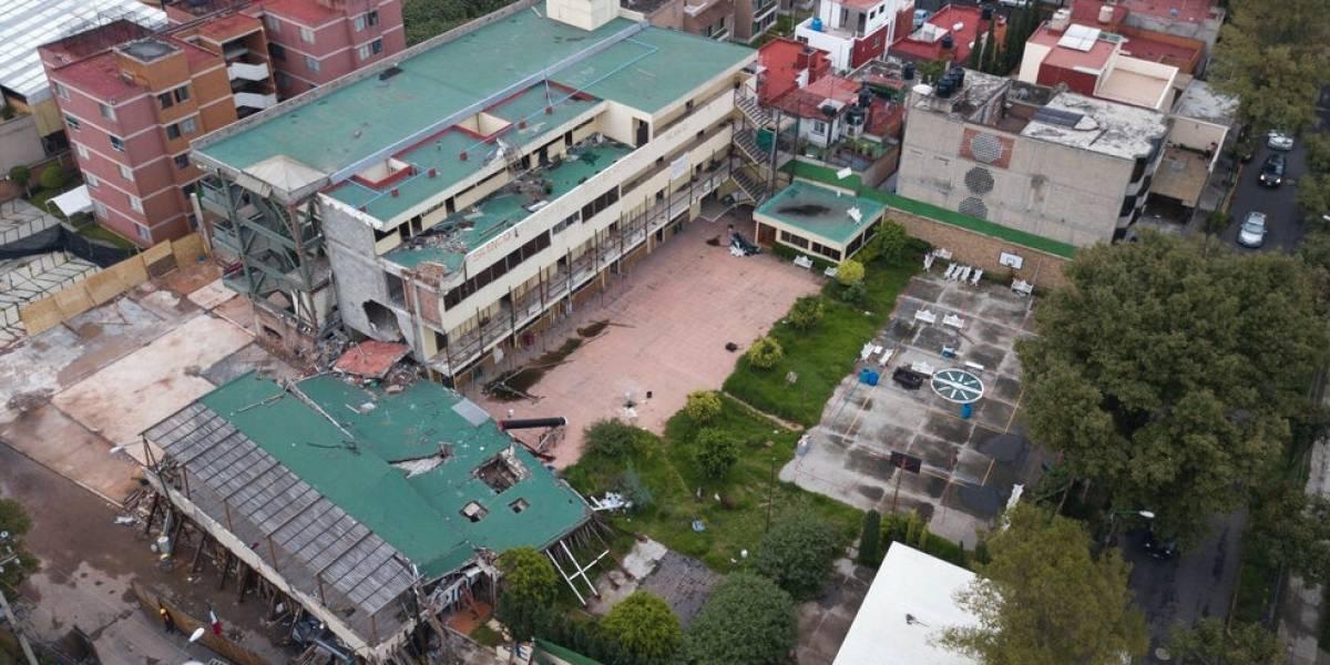 México: Arrestan a dueña prófuga de la escuela cuyo techo se derrumbó en sismo
