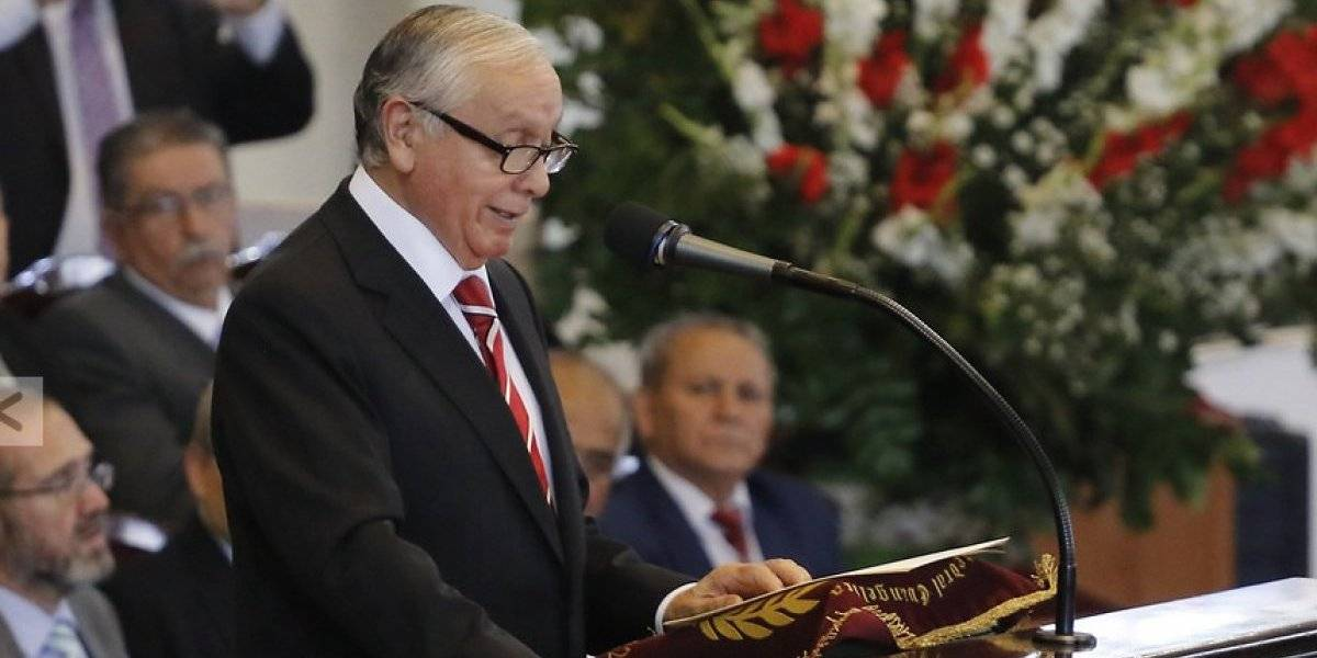 """""""Pastor Durán es obispo vitalicio"""" dice su abogado: David Balladares liderará a la Iglesia Metodista de Chile"""