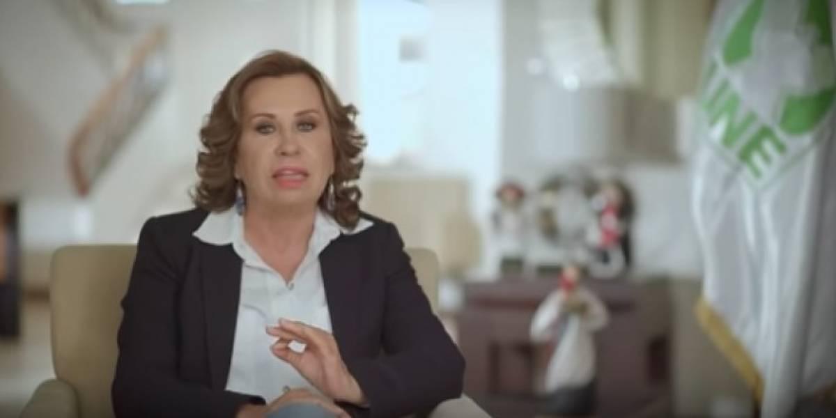 """VIDEO. Sandra Torres: """"Jamás hubiera pensado que ello se interpretara como un ataque a la prensa"""""""