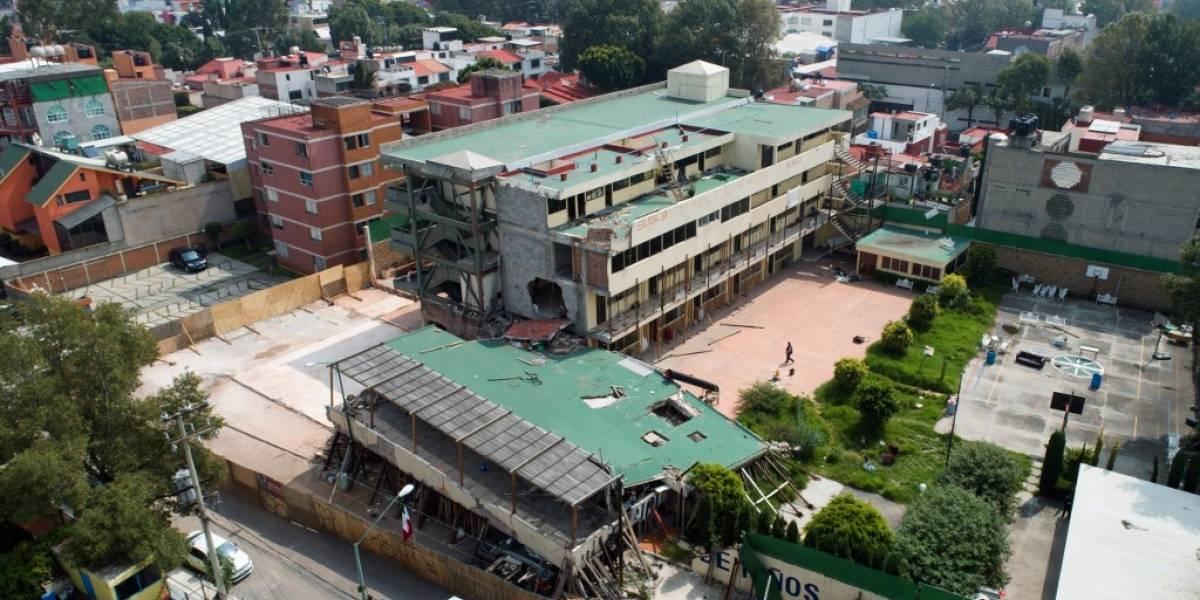 VIDEO. Detienen a dueña de colegio en donde murieron 19 personas por sismo en México