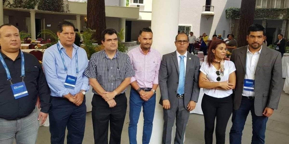 Comisión Electoral solicita renuncia a otros cargos de integrantes del nuevo Comité Ejecutivo de Fedefut