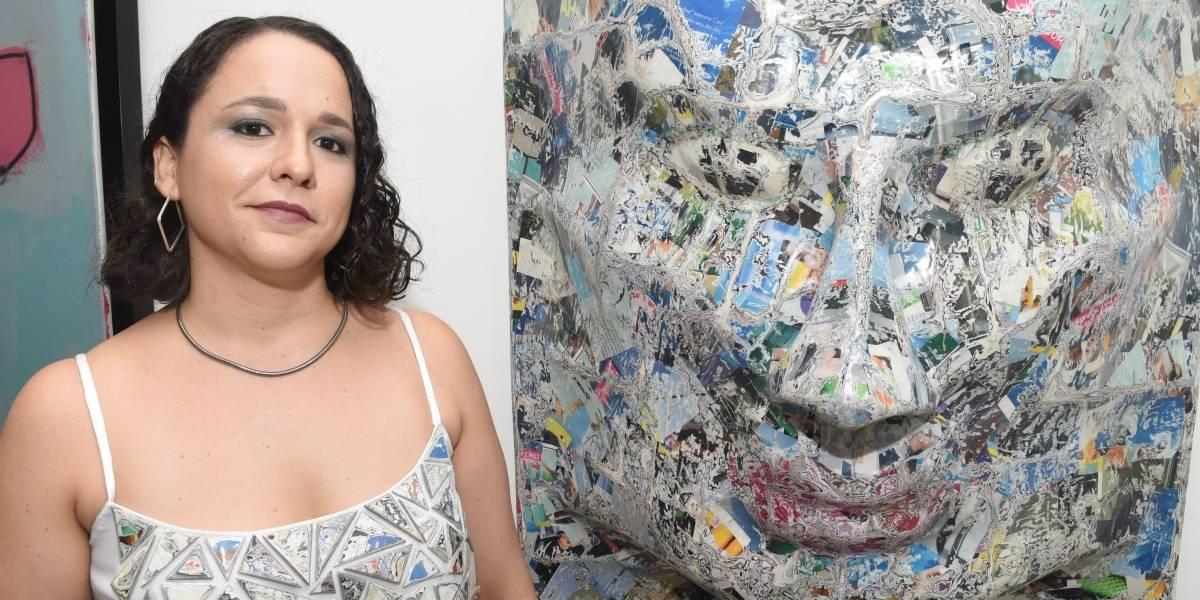 Naimar Ramírez presenta Acumulación II