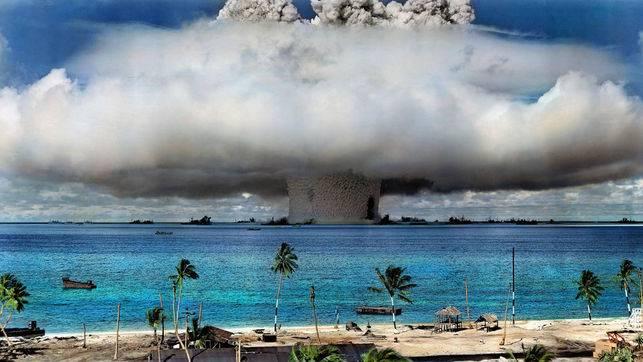 Estados Unidos está seguro que puede ganar una Guerra nuclear