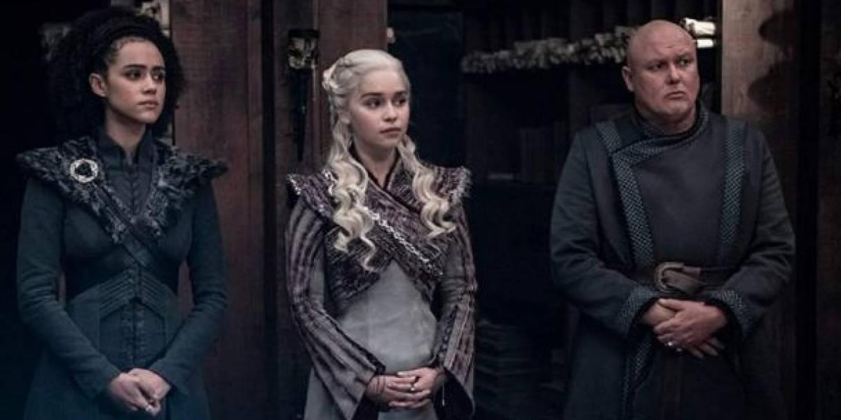 VIDEO: Actriz de Game of Thrones enloquece a mascota de la NBA