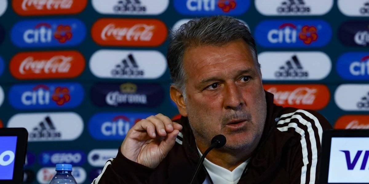 Disminuir extranjeros en la Liga MX mejoraría la calidad de la Selección: 'Tata' Martino