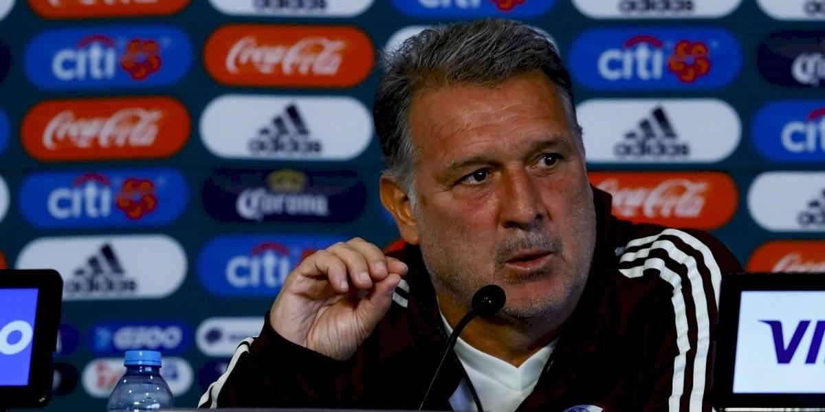 No pasa nada si México pierde la Copa: Gerardo Martino