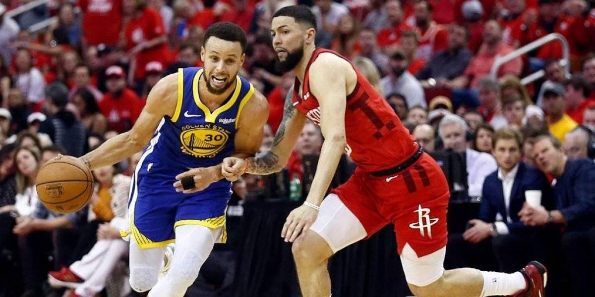 NBA: Golden State confirma su favoritismo ante Houston y clasifica a su quinta final de conferencia consecutiva
