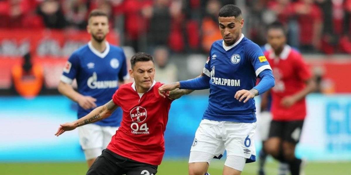 Leverkusen de Aránguiz se aleja de la Champions y el Hannover de Miiko Albornoz confirmó su descenso en Alemania
