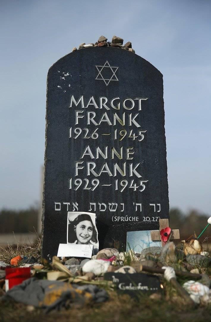 El diario se quedó en Amsterdam y fue conservado por dos empleados de Otto Frank, el padre de Anna Foto: Getty Images