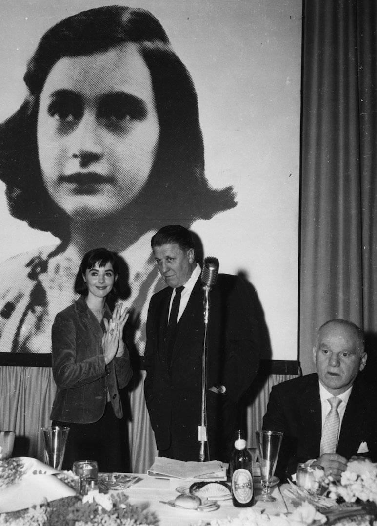 Y su historia es una de las referentes para entender el Holocausto Foto: Getty Images