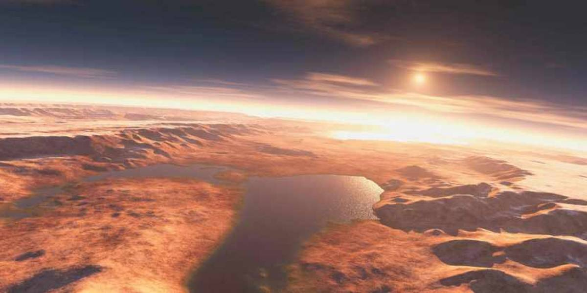 Se descubre un ciclo de agua en Marte que explica la ausencia de este líquido