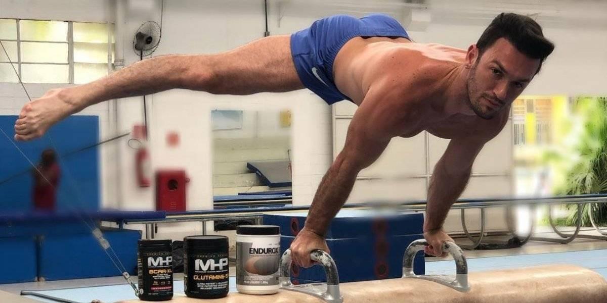 El gimnasta que ocultó su homosexualidad para conseguir medalla olímpica