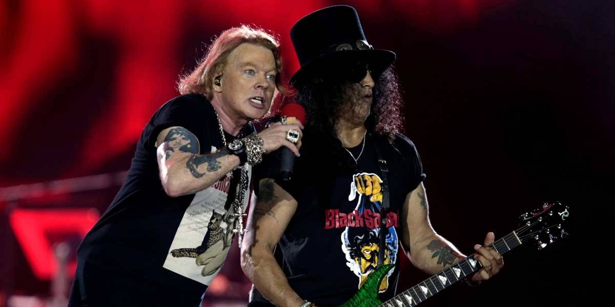 Guns N' Roses processa cervejaria por lançar bebida com nome parecido ao da banda
