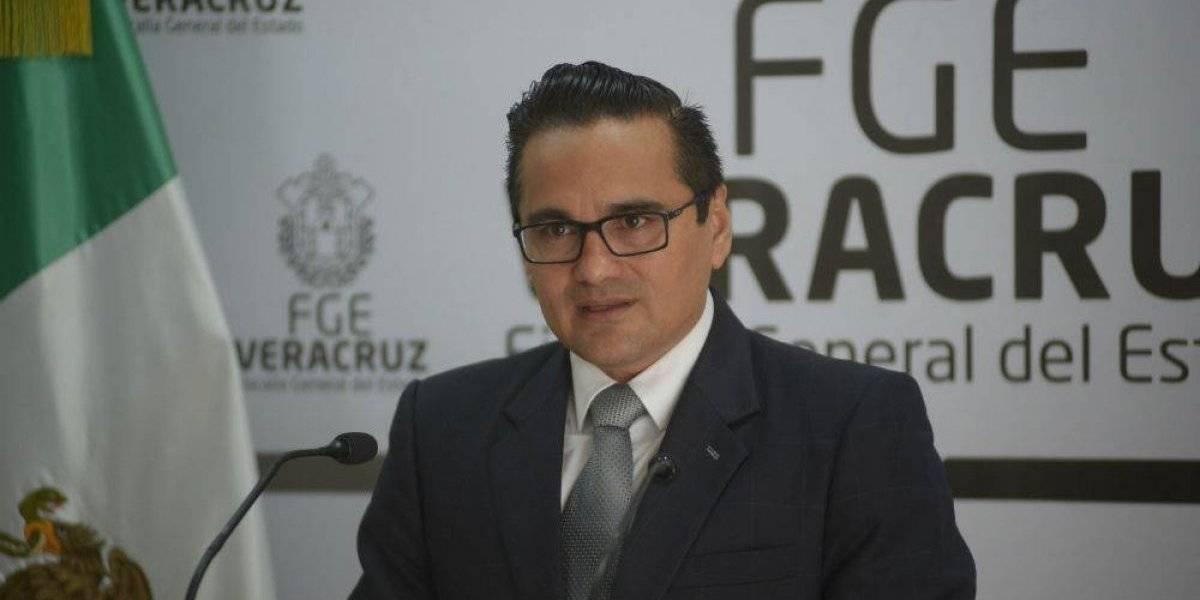 Congreso de Veracruz separa temporalmente a Jorge Winckler de la fiscalía