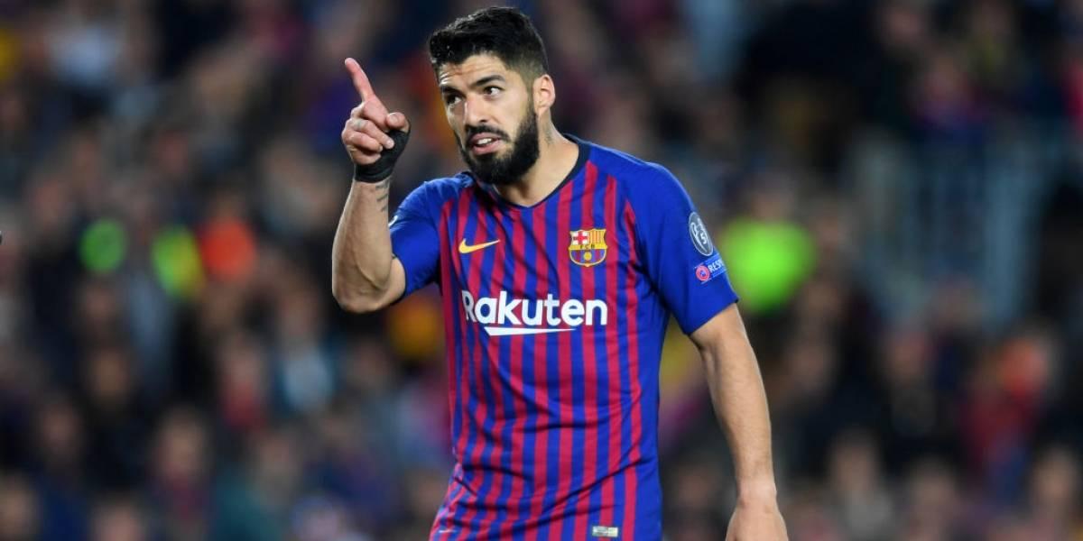 'Me alegré de que eliminaran al Barça porque Suárez es un tramposo': Leboeuf