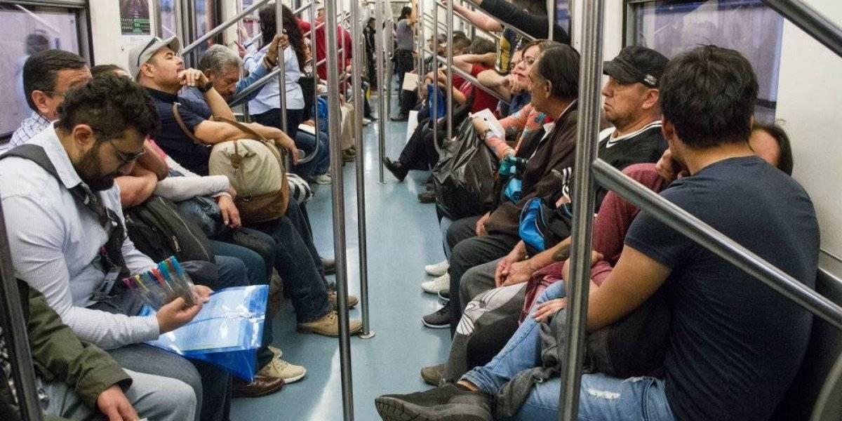 Detienen a un hombre por acoso sexual en la estación Zócalo del Metro
