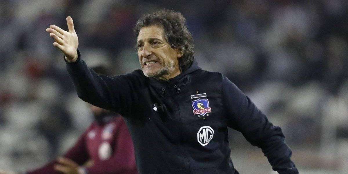 """Mario Salas: """"Hay que seguir mejorando, la idea es ganar todos los partidos 5-0"""""""