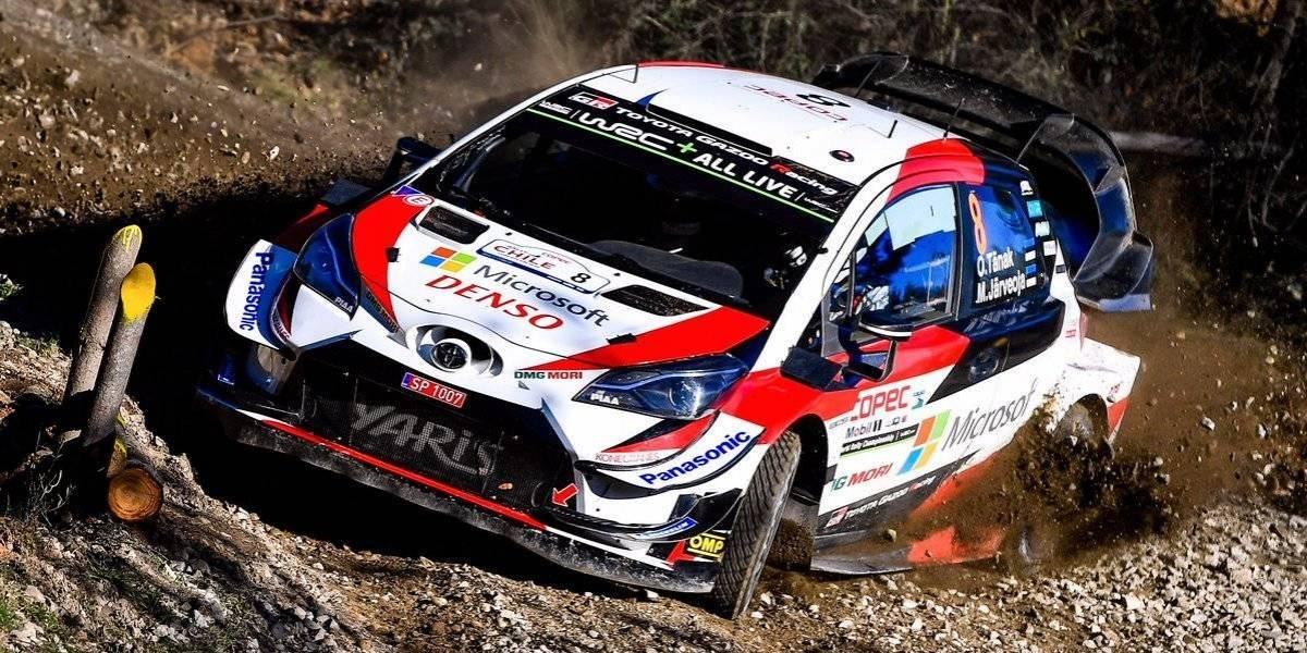 Ott Tänak mantiene el liderato y extiende su ventaja en el WRC de Chile