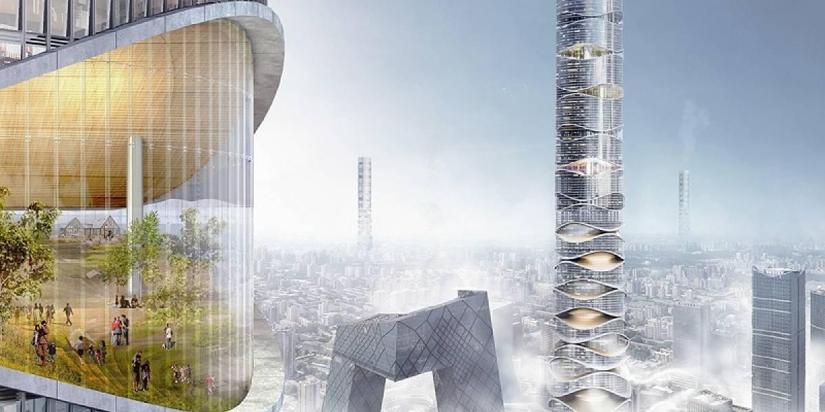 Grandes proyectos de rascacielos