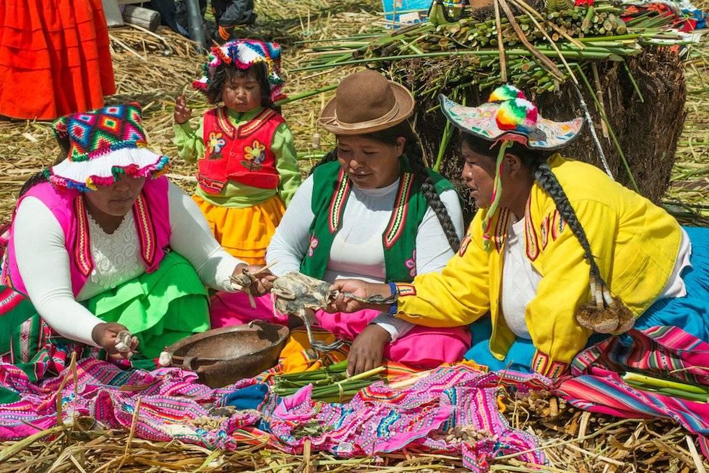Cultura en Perú